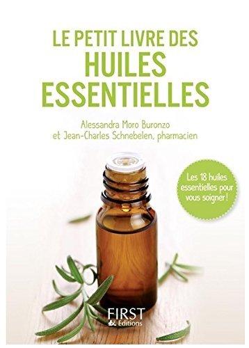 Portada del libro Huiles essentielles by Alessandra Moro Buronzo (2012-07-05)