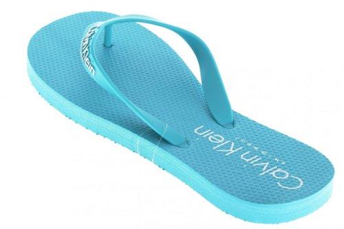 Calvin Klein Flip Flops CK One Basic Karibik blau