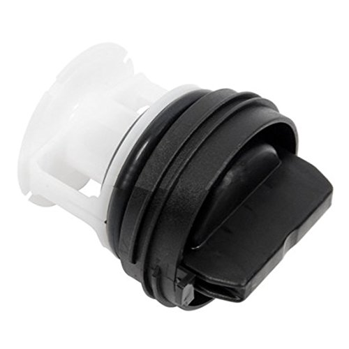 Spares2go Bomba de drenaje Filtro de pelusas para lavadora Balay