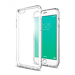 Spigen SGP11598 - Funda para Apple iPhone 6/6S, transparente