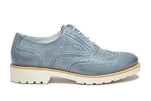 Nero Giardini Francesine scarpe donna navy 7191 P717191D 38