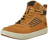 Timberland Men's CityRoam Cupsole F/L Chk Wheat Nubuck Leather Sneakers-10.5 UK/India (45 EU)