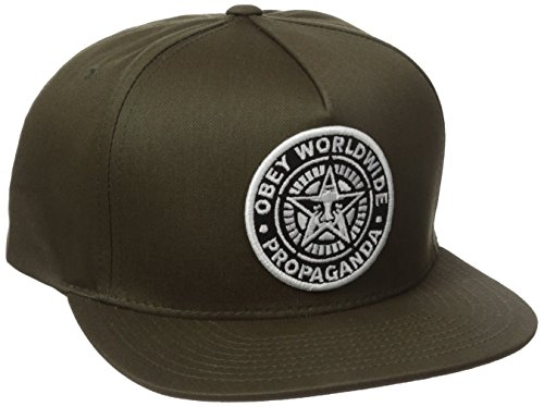 cappelli-accessori-obey-classic-patch-snapback-100510054-os-army