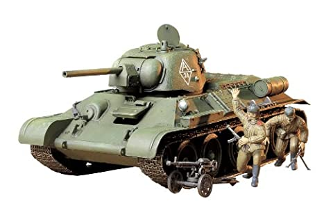 Tamiya 35149 Model Tank T-34/76 Chelyabinsk Tractor 1943 on 1:35 Scale