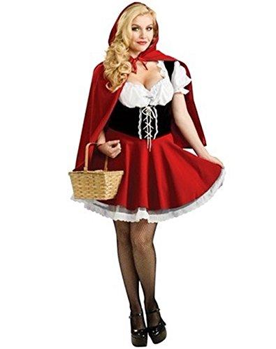 Rotkäppchen Kostüm (Large)