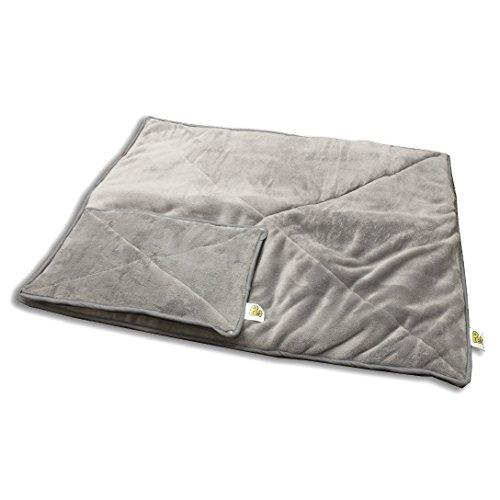 Pet magasin - tappetino riscaldante per gatto - tappeto termico a strati per gatti, cani, cuccioli e altri animali domestici - 2 pezzi