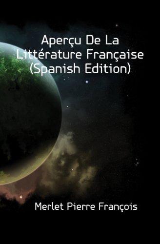aperau-de-la-littacrature-franaaise-spanish-edition