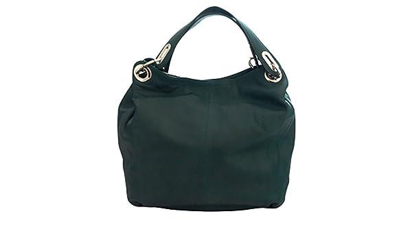 d4fcfb9b8386f DANA Tasche Shopper Damentasche Handtasche Handarbeit echt Leder Made in  Italy  Amazon.de  Schuhe   Handtaschen
