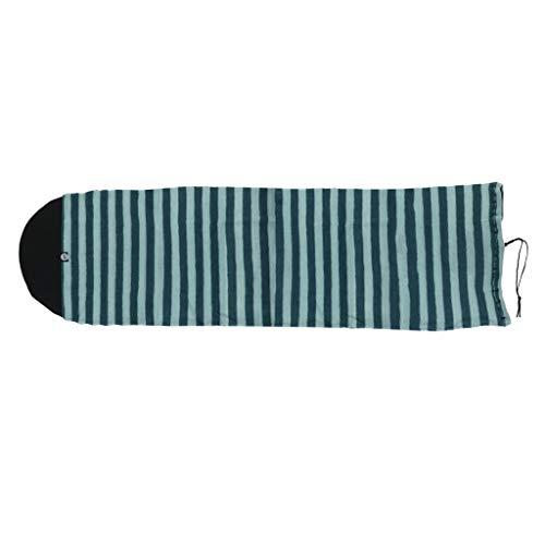 B Baosity Sac de Rangement Planche à Surf, Planche à Voile Housse Protection - Vert, 9.0ft