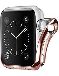 para Apple Watch Series 2/3 42mm, Cubierta Ultra Delgada de la Caja