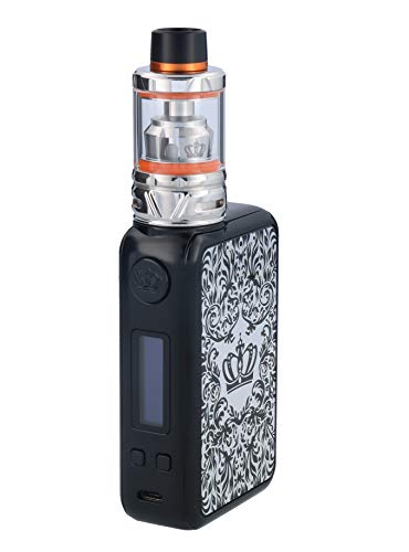 Uwell Crown 4 E-Zigaretten Set silber