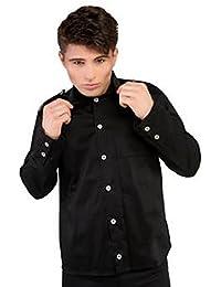 Aderlass Classic Shirt Denim DE Black (Noir)