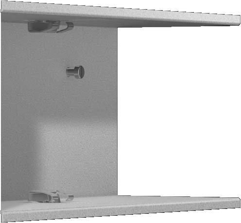 RZB Zimmermann Einbaugehäuse 90-2780 Brick Steps Mechanisches Zubehör für Leuchten 4010319139830