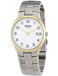 Boccia Damen-Armbanduhr XS Analog Quarz Titan 3122-11