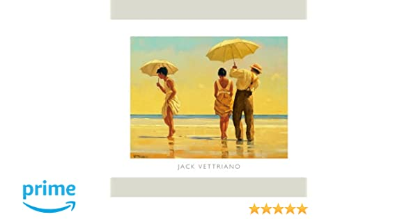 premium open edition print 40x50 The Picnic Party Jack Vettriano