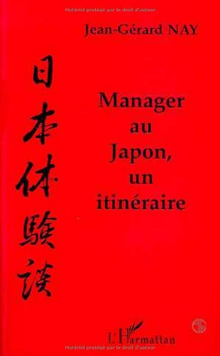 Manager au Japon, un itinéraire