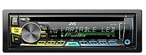 JVC KD-R761E Autoradios Bluetooth, En Façade