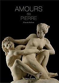 Amours de Pierre par Elisa de Halleux