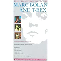Marc Bolan & T Rex - The Ultimate Video Collection