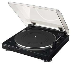 Denon DP-200USB Turntable - Black