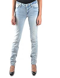 Marc By Marc Jacobs Femme MCBI197023 Bleu Coton Jeans