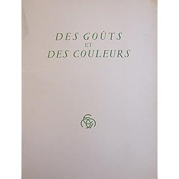 Sacha Guitry. Des Goûts et des couleurs. Aquarelles de Dignimont