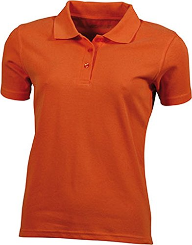 JAMES & NICHOLSON Polo respirant manches courtes CoolDry® terre