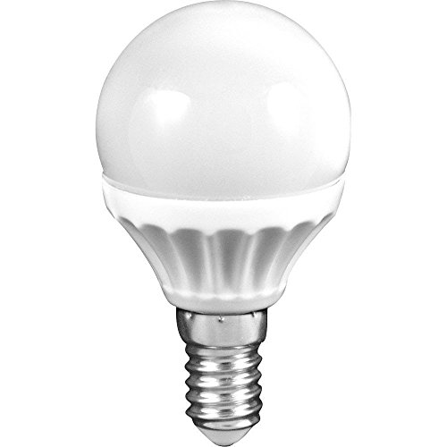 2er Set MÜLLER-LICHT LED MiniGlobe 3 Watt (25 Watt Ersatz) / E14 / 250 Lumen / 180° / 2700 Kelvin / Energieeffizienzklasse A++ / 58002