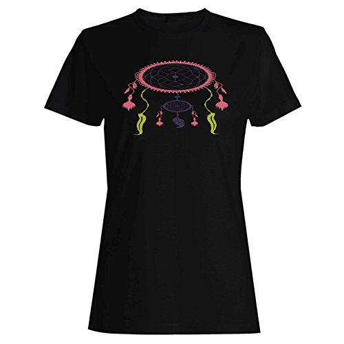INNOGLEN Atrapasueños 1 Camiseta de Las Mujeres s827f