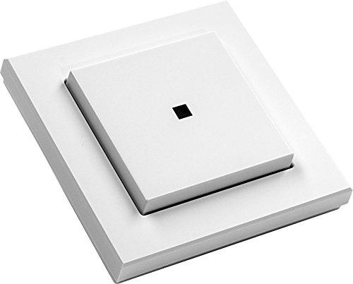 Preisvergleich Produktbild Telekom Smart Home Wandtaster 2-fach, 1 Stück, 40291338