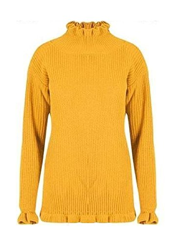 COMFYLOT LIMITED -  Polo  - Donna Mustard