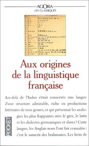 ORIGINES LINGUISTIQU FRANCAISE