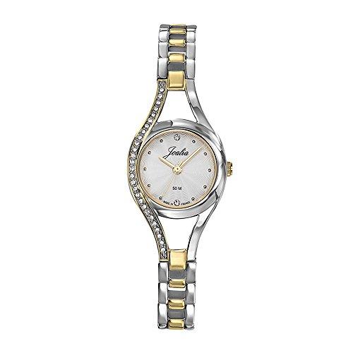 Joalia Femme Analogique Quartz Montre connectée avec Bracelet en Aucun 634063