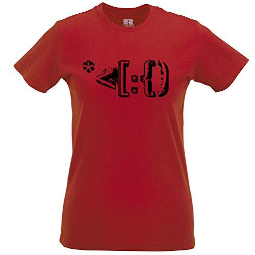 Weihnachtsmann Weihnachtsmann Gedruckt Slogan Zitat Design Premium Frauen T-Shirt (Mutter Claus Kostüm)