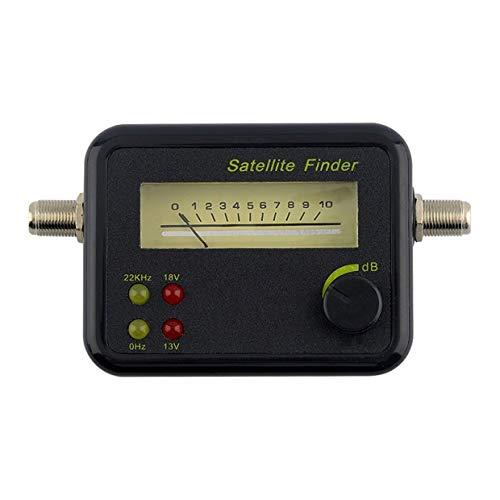 MXECO SF9504 Satfinder digital Receptor de buscador de satélite automático...