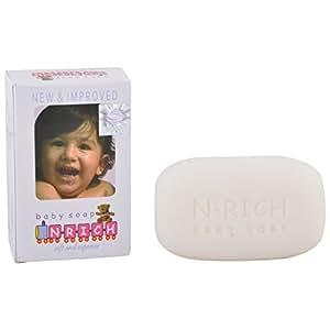 BIOMEDICA LIFE SCIENCE N-Rich Soap, Lavender, 75 Grams