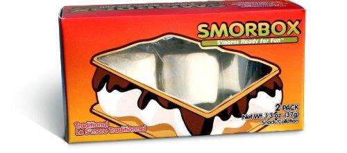 smorstix smorbox Zutaten für 2S 'mores (Smores-box)