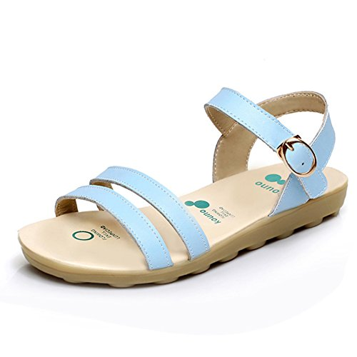 Lady,Summer,Open-toe Sandals/Talon Plat,Plat,Casual Shoes B