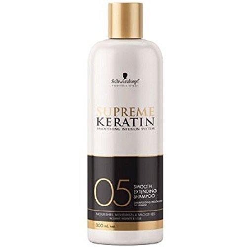 Schwarzkopf Supreme Keratin Shampoo Nr.5 300ml