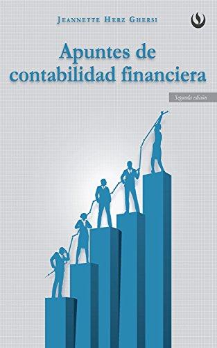 Apuntes de contabilidad financiera por Jeannete Herz Ghersi