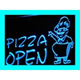 ADV PRO i183-b OPEN Pizza Shop Cafe Restaurant Neon Light Sign Barlicht Neonlicht Lichtwerbung