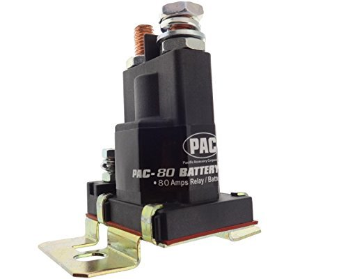 80A Ampere Trennrelais Batterie Isolator Autobatterie Relais Auto Boot Wohnmobil Pac Boot