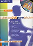 Boell - Trop Facile Methode de Piano débutant (+ 1 DVD)