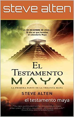 El Testamento Maya descarga pdf epub mobi fb2