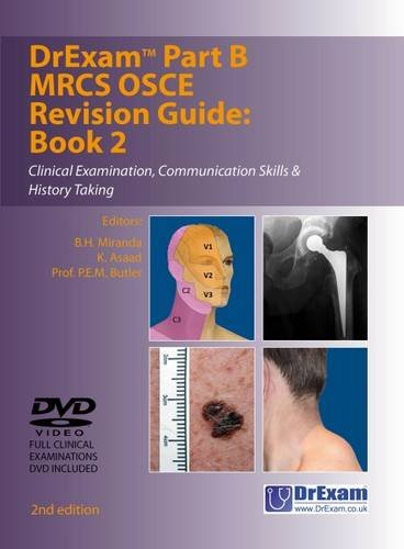 drexam-part-b-mrcs-osce-revision-guide-book-2-clinical-examination-communication-skills-history-taki