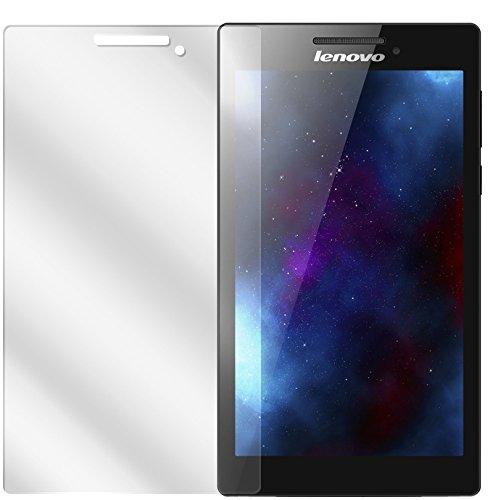 dipos I 2X Schutzfolie klar passend für Lenovo Tab 2 A7-10 Folie Displayschutzfolie