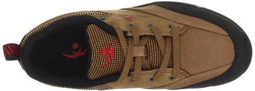 Chung Shi AuBioRiG Comfort Step Travel 9100105, Chaussures de randonnée femme Etoiles émeraudes