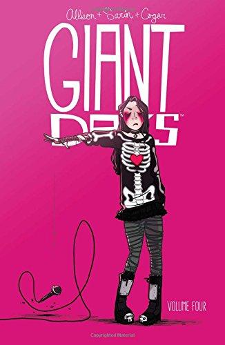 Giant Days Vol. 4 por John Allison