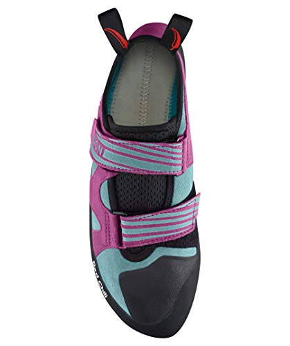 Red Chili Damen 350600503800 Kletterschuh, Turquoise-Purple (380)