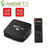 VGROUND MXO Android 7.1 TV Box 1GB RAM & 8GB ROM